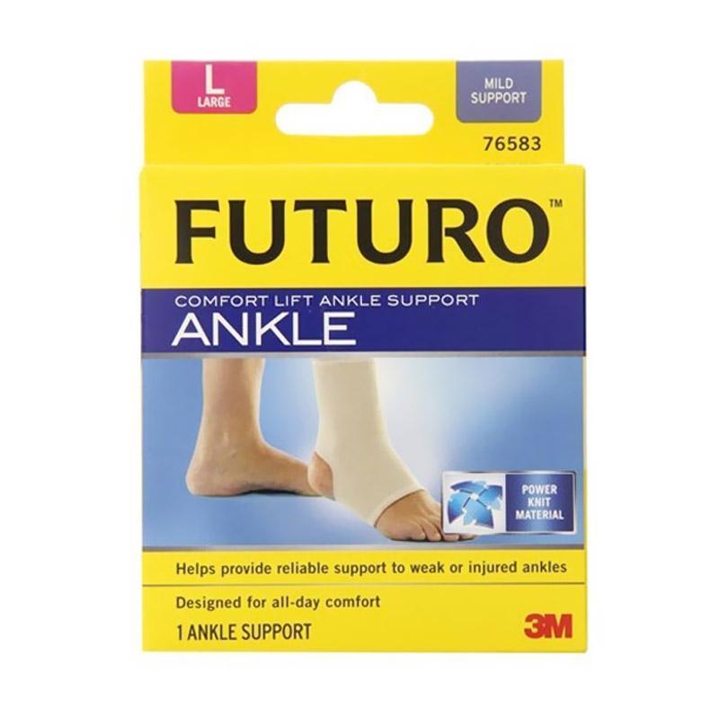 3M Futuro 76583EN Comfort Lift Ankle Support Alat Kesehatan [Large]