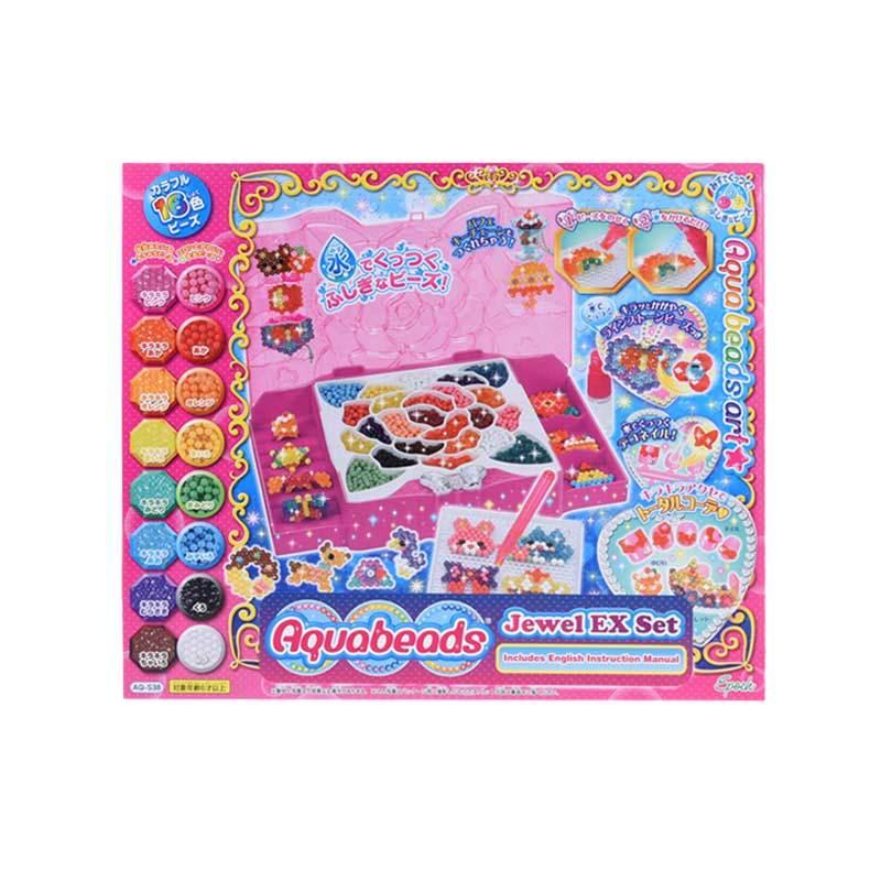Aquabeads Jewel Artist EX Set Mainan Anak [500 Pcs]