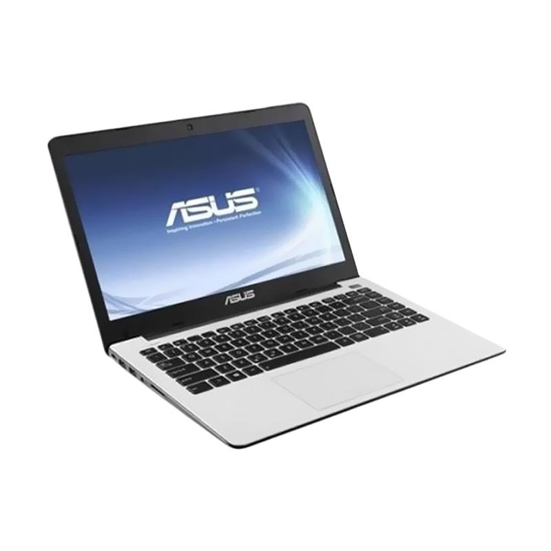 Asus A456UR-GA094D Notebook - White [i5-7200/4 GB/1 TB/GT930MX 2 GB/DOS/14 Inch]