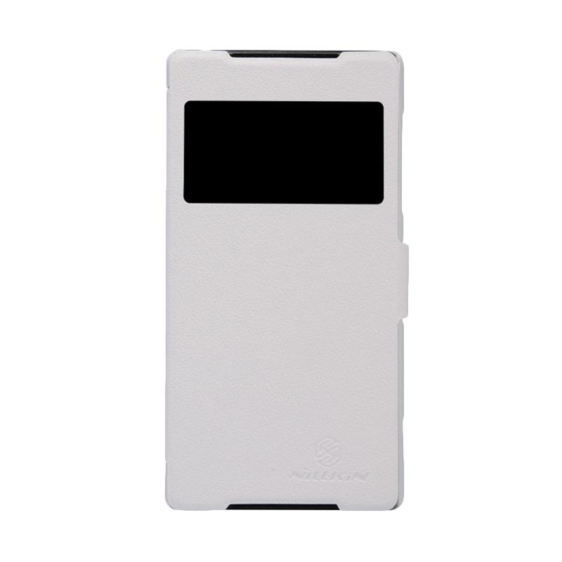 Nillkin V-series Casing for Sony Xperia Z1 - White