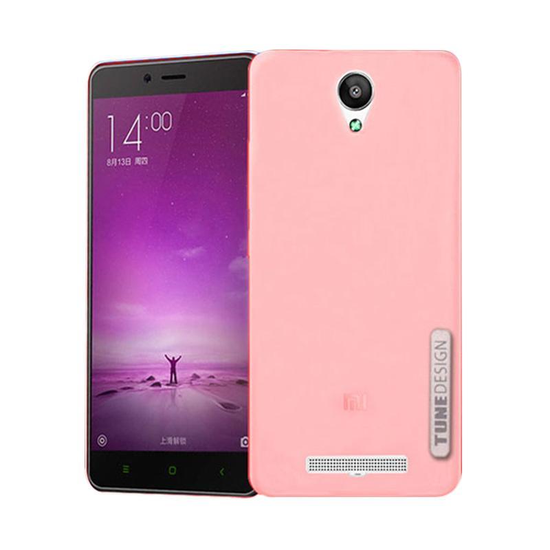 Tunedesign LiteAir Casing for Xiaomi Redmi Note - Peach