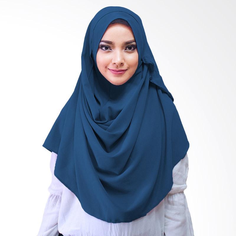 Milyarda Hijab Farrah Kerudung Instan Dongker