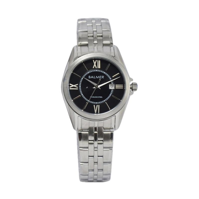 Balmer Classic D45H290BL7920MSLVPH Jam Tangan Wanita - Silver
