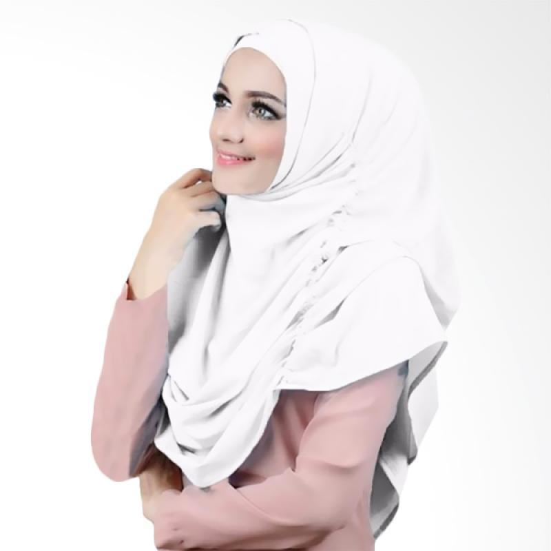 Kus Group Hijab Narinda Kerudung syar'I - Putih