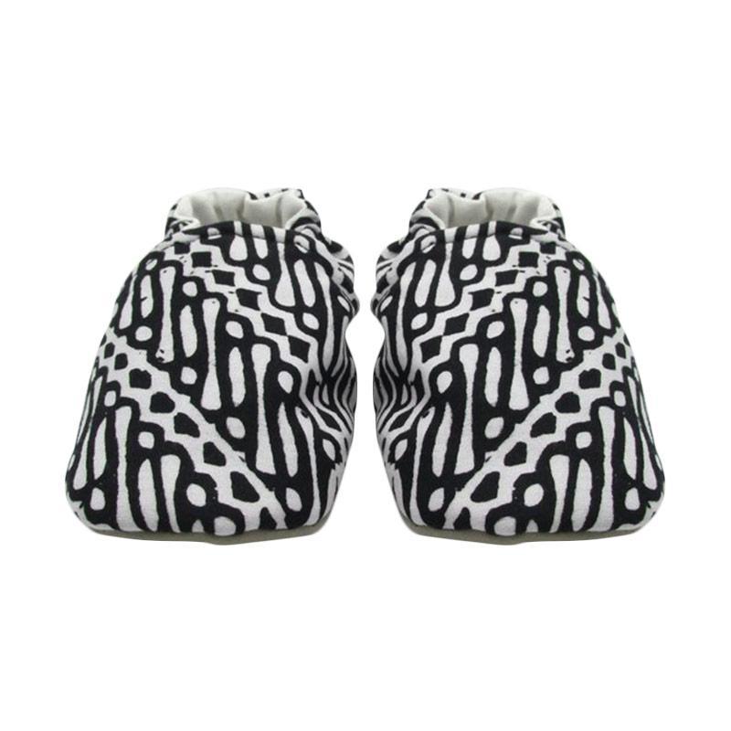 Sweet Batik Astro Shoes Ksf7-28 Sepatu Bayi - Black
