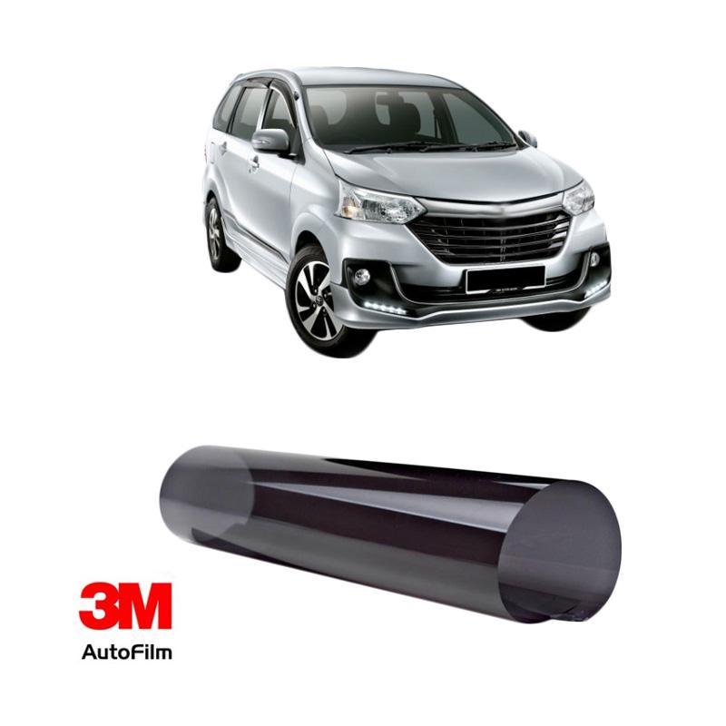 3M Auto Film Paket Eco Black Kaca Film Mobil for Toyota Avanza