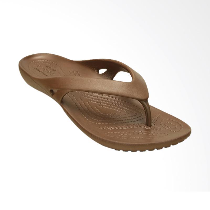 Crocs CR202492854 Sandal Kade II Flip Women Sandal Jepit Wanita