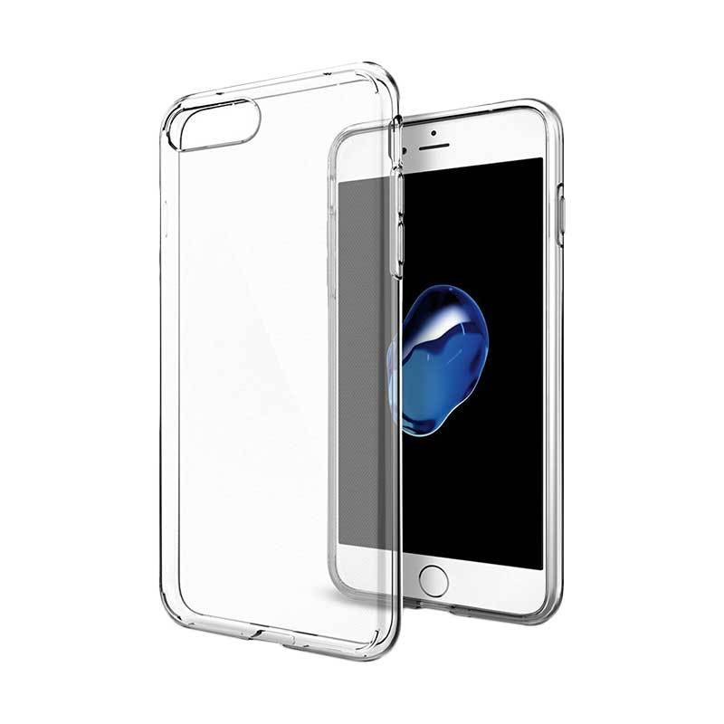 Hulle Anti-Gravity Casing for iPhone 7 Plus - Hard Clear