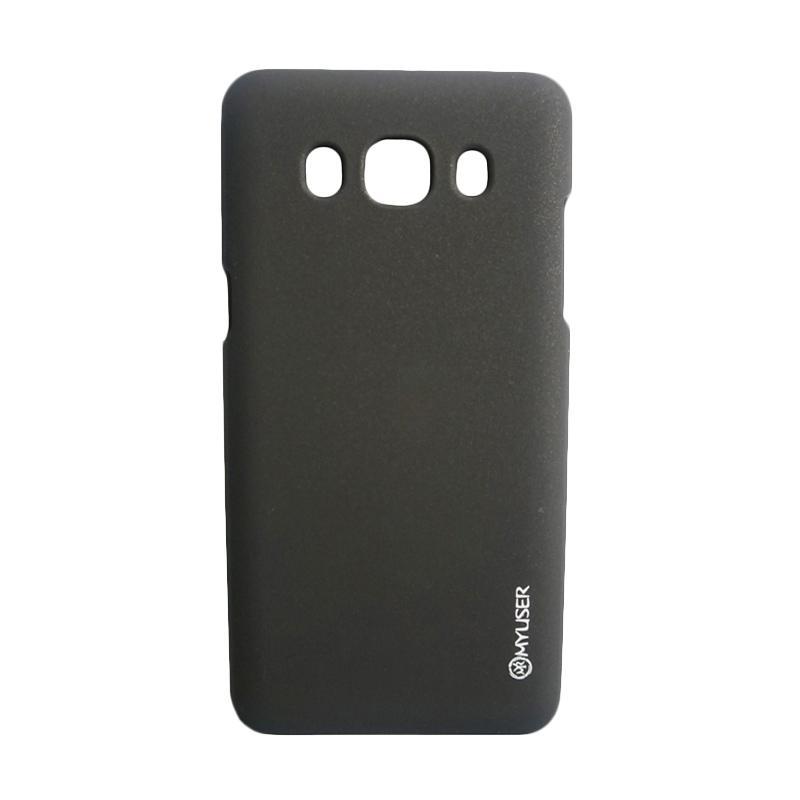 MyUser Colorado Hardcase Casing for Samsung Galaxy S8 - Hitam