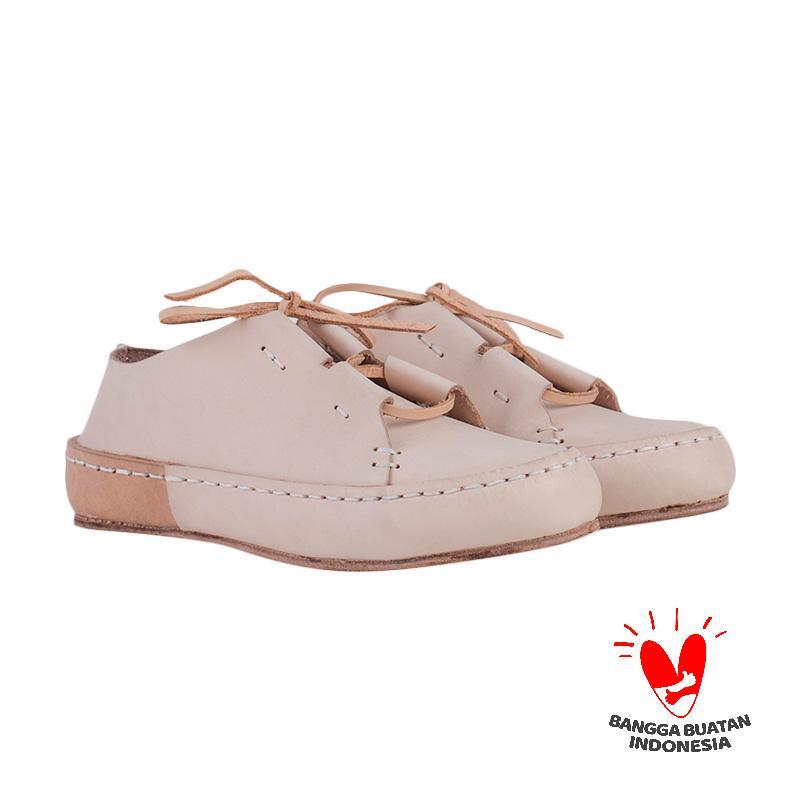 Best Deal 11 -  Pijak Bumi Snk007 Infinite Sneaker Ss17 Sepatu - Natural Beige