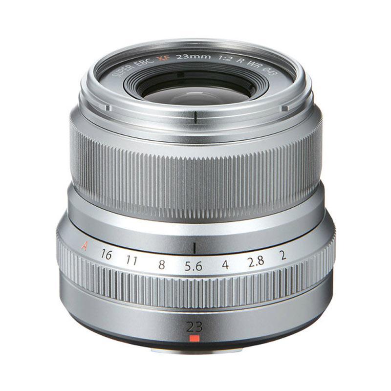 Fuji Lens XF 23mm f/2 R WR
