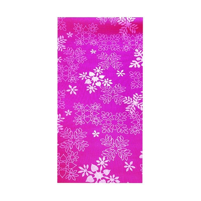 Toko Alat Fitnes Fiesta Yoga Mat 6mm - Pink Muda