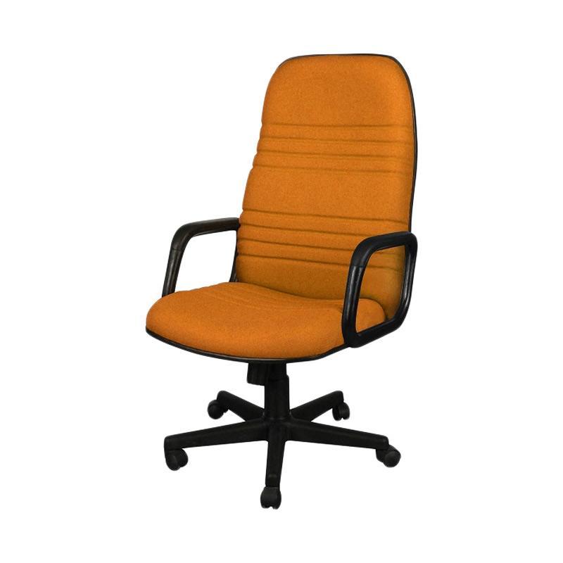 UNO Boston HAU U-11 Office Chair - Orange [Khusus Jabodetabek]
