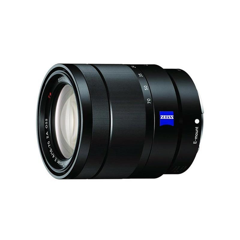 Sony Vario Tessar T E 16-70mm F4 ZA OSS Lens - Hitam
