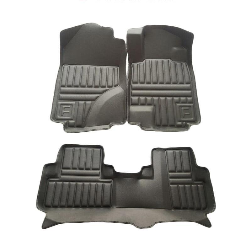 Frontier Set Karpet Mobil untuk Honda CRV - Black