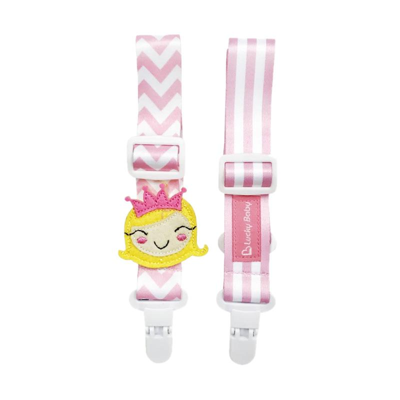 Lucky Baby Klipz On Adjustable Strap - Princess