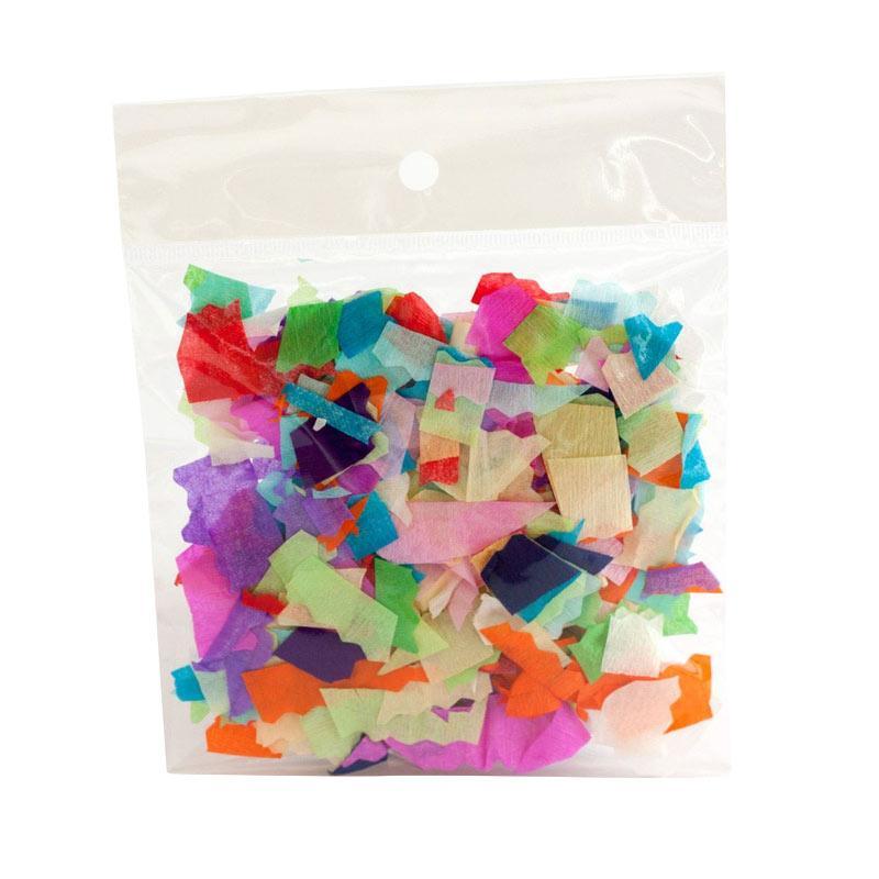 Master Confetti Taburan Kertas Crepe - Konfeti Krep