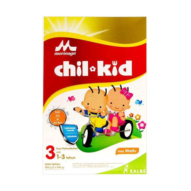 Morinaga Chil Kid Reguler gold Susu Formula - Madu [800 g]