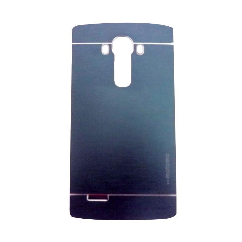 Motomo Metal Hardcase Backcase Casing for LG G4 - Dark Blue