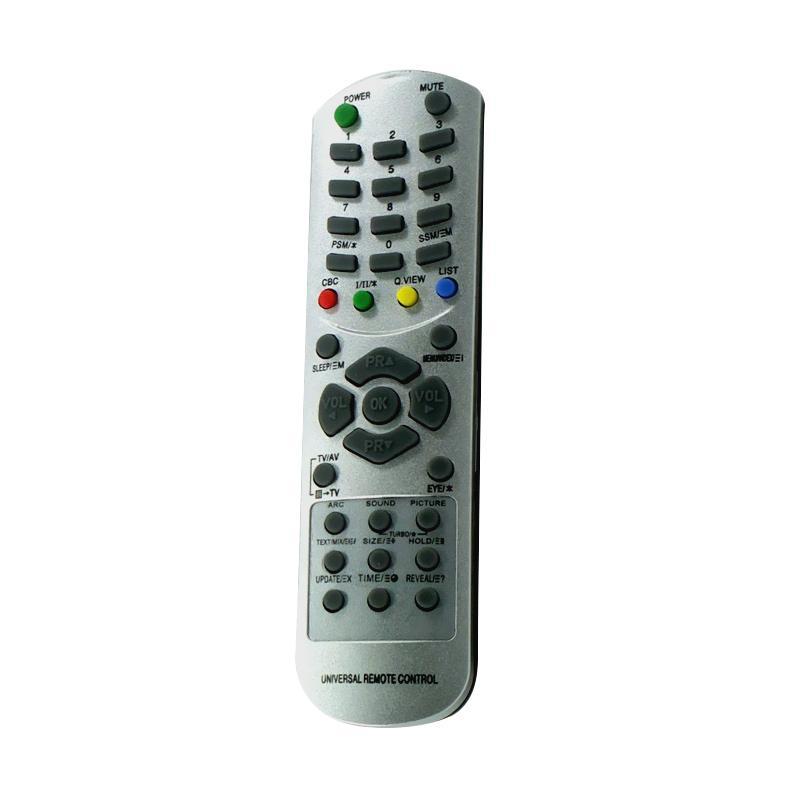 harga OEM Universal Remote Control for LG TV Tabung or CRT Blibli.com