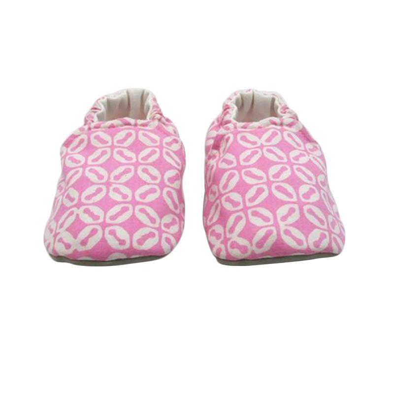 Sweet Batik Astro Shoes Ksf7-20 Sepatu Bayi - Pink