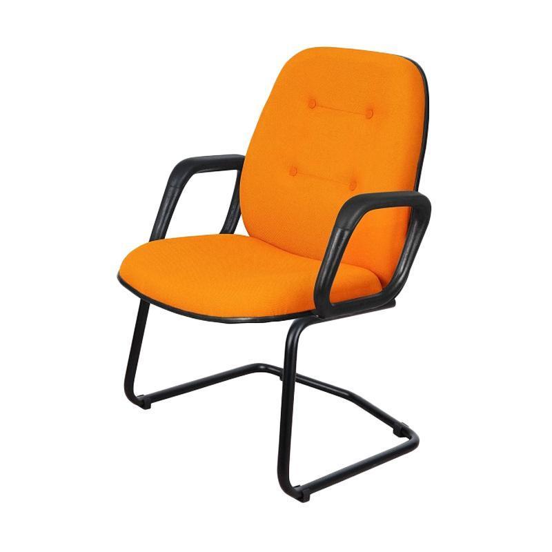 Uno London VAU U-11 Office Chair - Orange [Khusus Jabodetabek]
