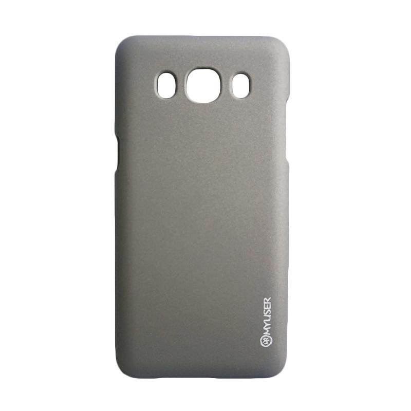 MyUser Colorado Hardcase Casing for Samsung Galaxy S8 - Abu Abu