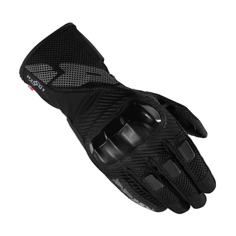 Spidi Rainshield H2OUT Sarung Tangan Full Finger - Black