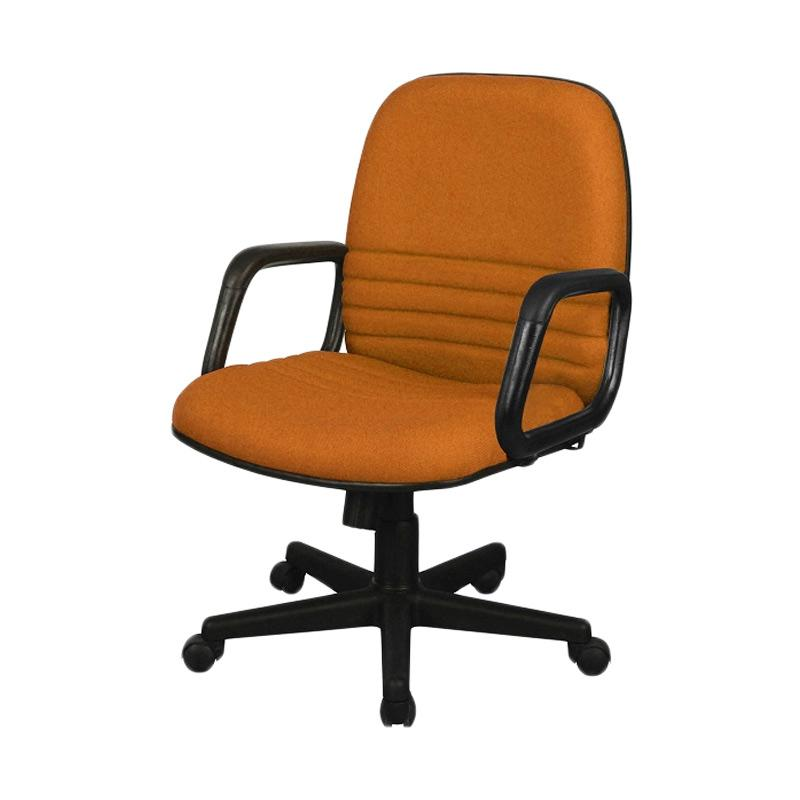 UNO Boston MAU U-11 Office Chair - Orange [Khusus Jabodetabek]