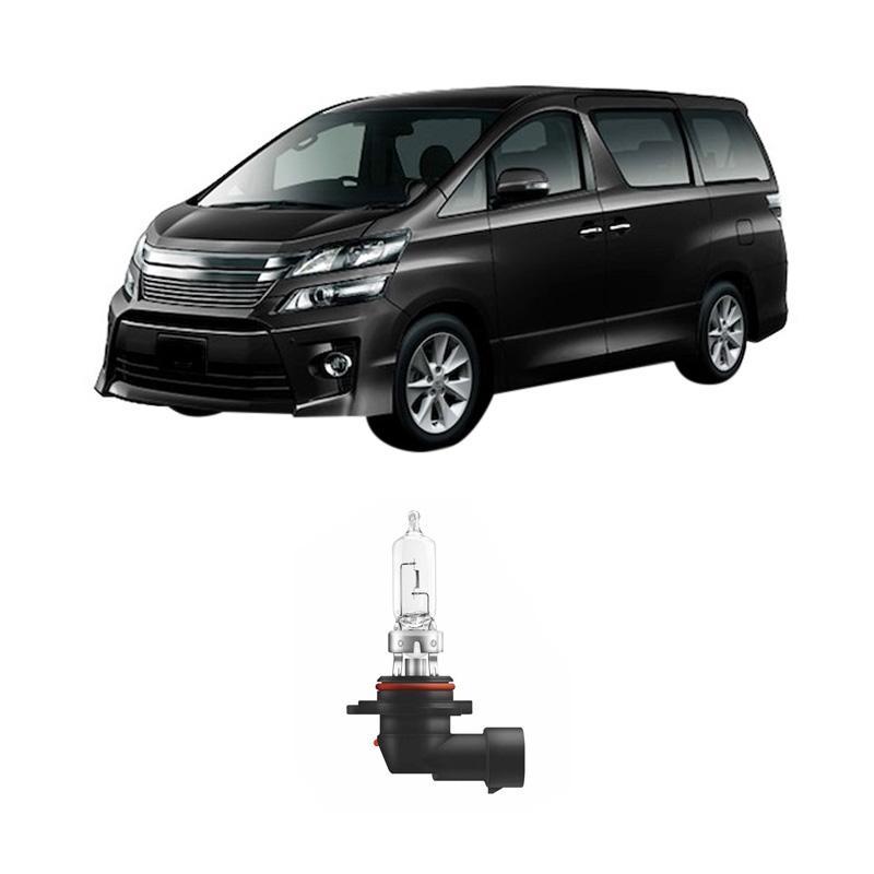Bosch HB3 P20d Bohlam Lampu Mobil For Toyota Vellfire [12 V/100 W]