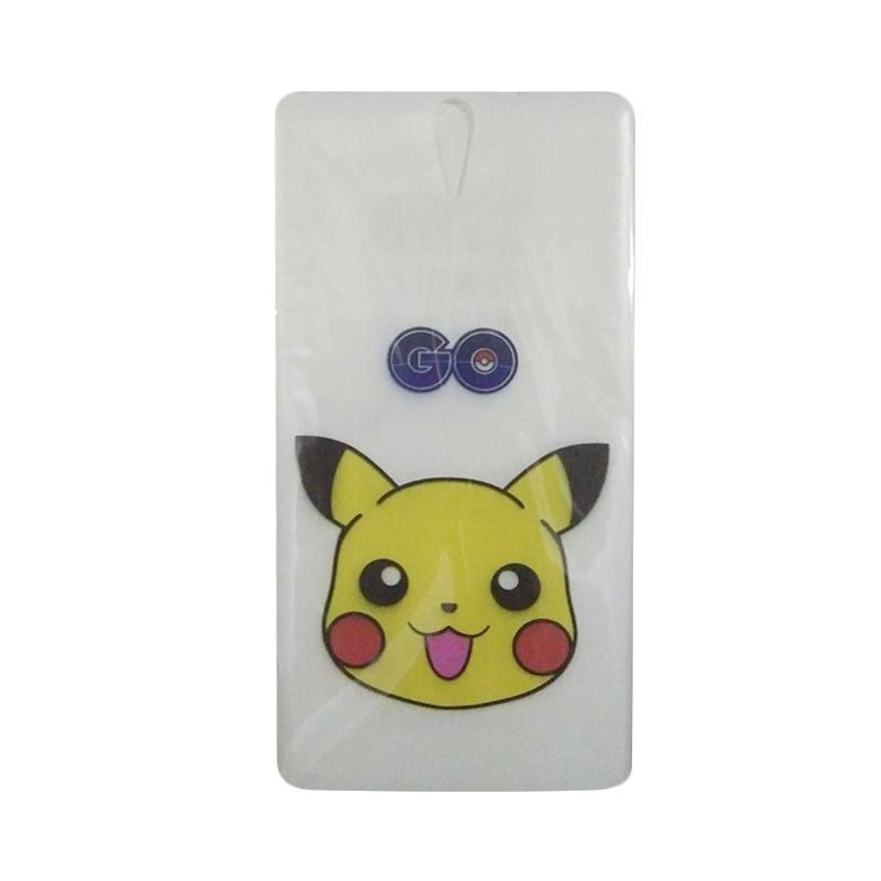 FDT TPU Pokemon 004 Casing for Sony Xperia C5 Ultra E5553 or E5506