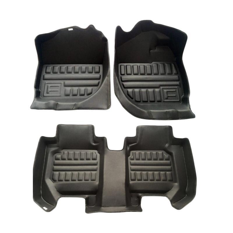 Frontier Set Karpet Mobil untuk Honda HRV - Black