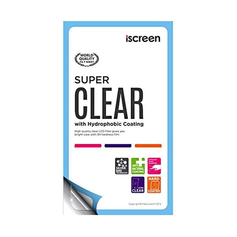 Indoscreen iScreen Anti Gores Screen Protector for Coolpad Rise - Clear