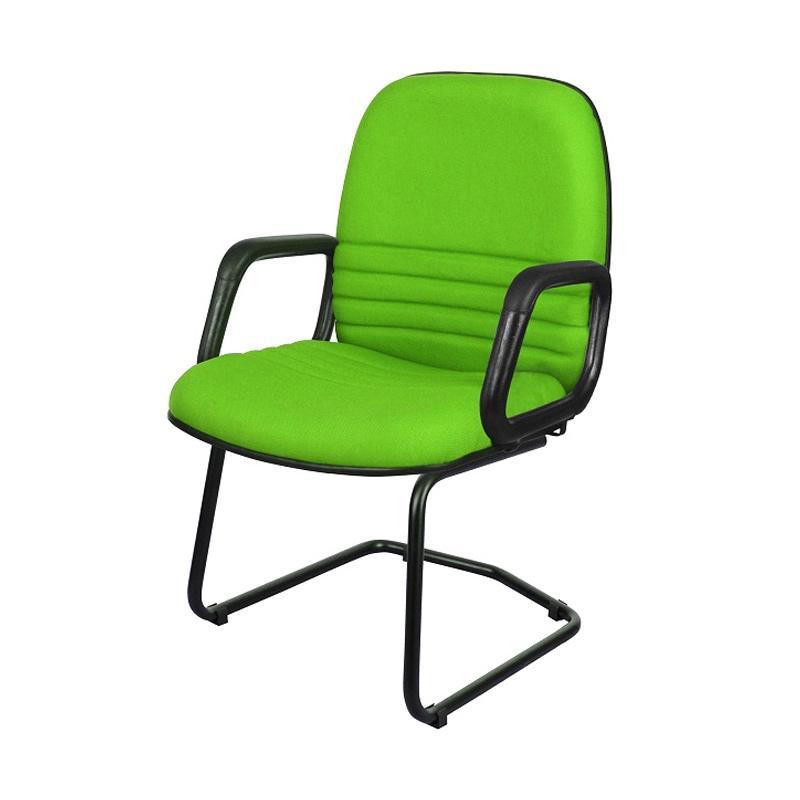 UNO U-10 Boston VAU Office Chair - Hujau [Khusus Jabodetabek]