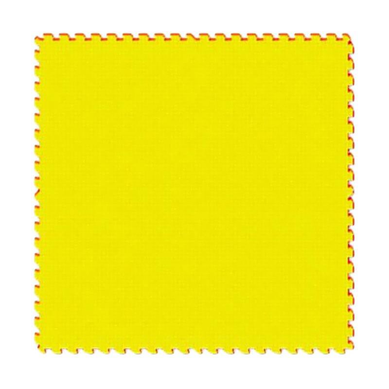 Evamats Puzzle Polos Alas Lantai - Yellow [4 Pcs/60 x 60]