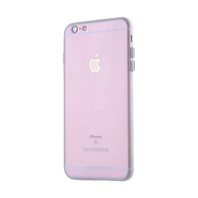 Loopee Octane Casing for iPhone 5, 5S, 5SE - Transparan White