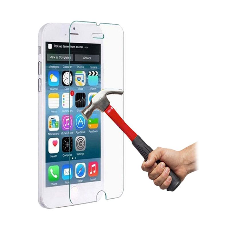 LOLLYPOP Tempered Glass Screen Protector for Samsung Galaxy V or V Plus [0.3mm]