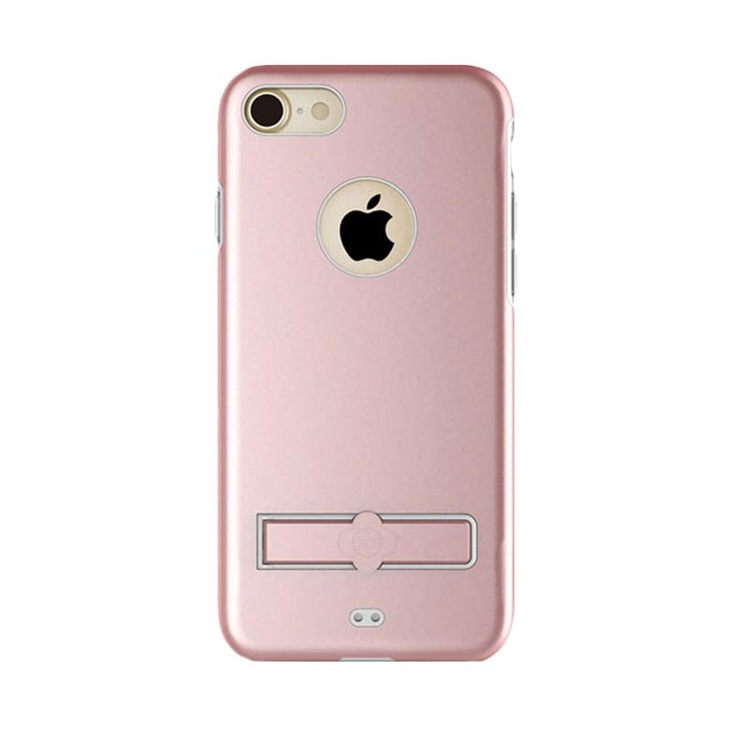 Totu Jaeger 2 Plus Holder Casing for iPhone 7 - Rose Gold