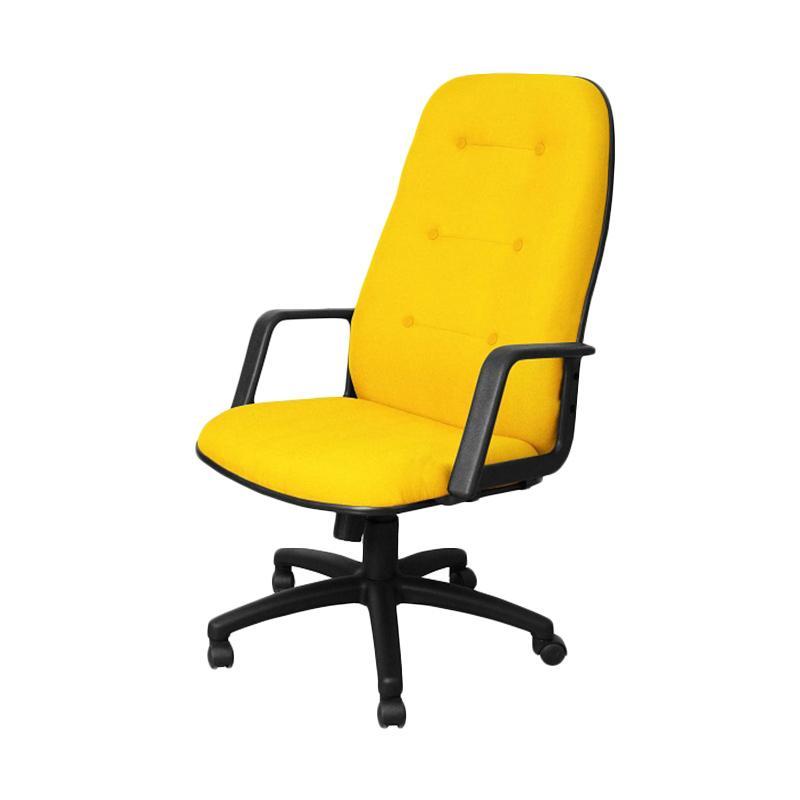 UNO U-16 London HAP-1 Office Chair - Kuning [Khusus Jabodetabek]