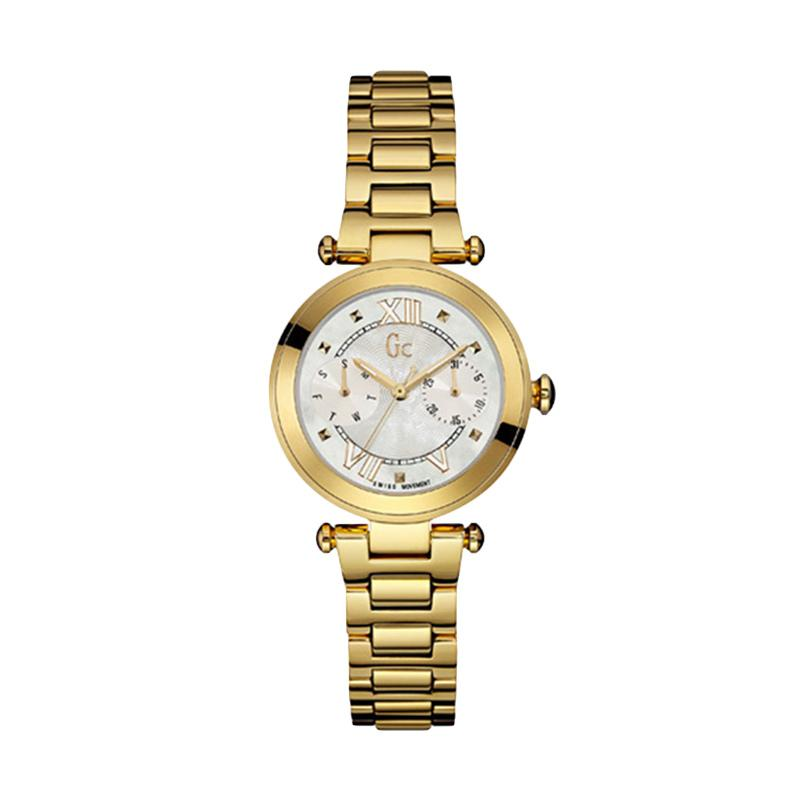 Guess Collection Y06008L1 Jam Tangan Pria -  Gold