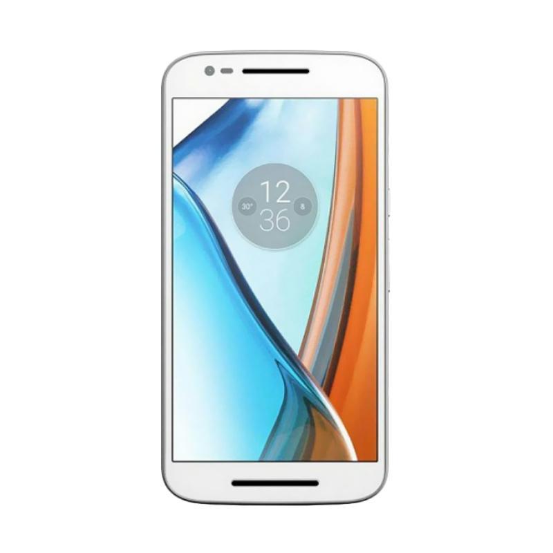 Motorola E3 Power XT1706 LTE Smartphone - White [16GB/ 2GB]