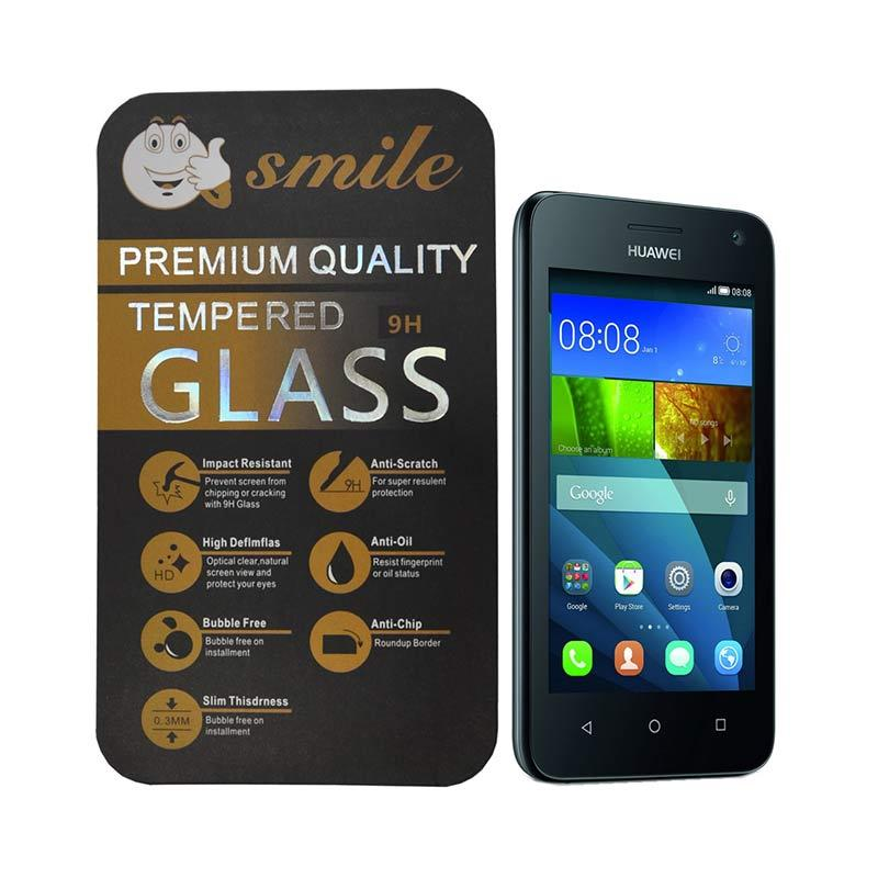SMILE Tempered Glass Screen Protector for Huawei Y3