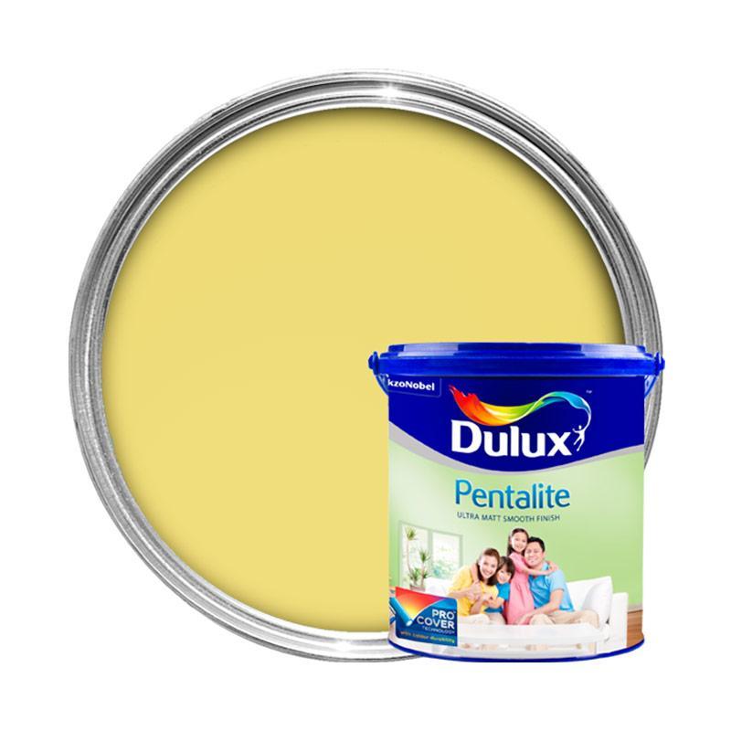 Dulux Pentalite Cat Interior - Bitter Lemon [2.5 Liter]