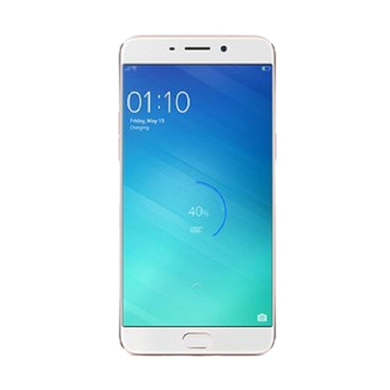 OPPO F1 Plus Selfie Expert Smartphone - Gold [64GB/ 4GB/ 5.5 Inch]