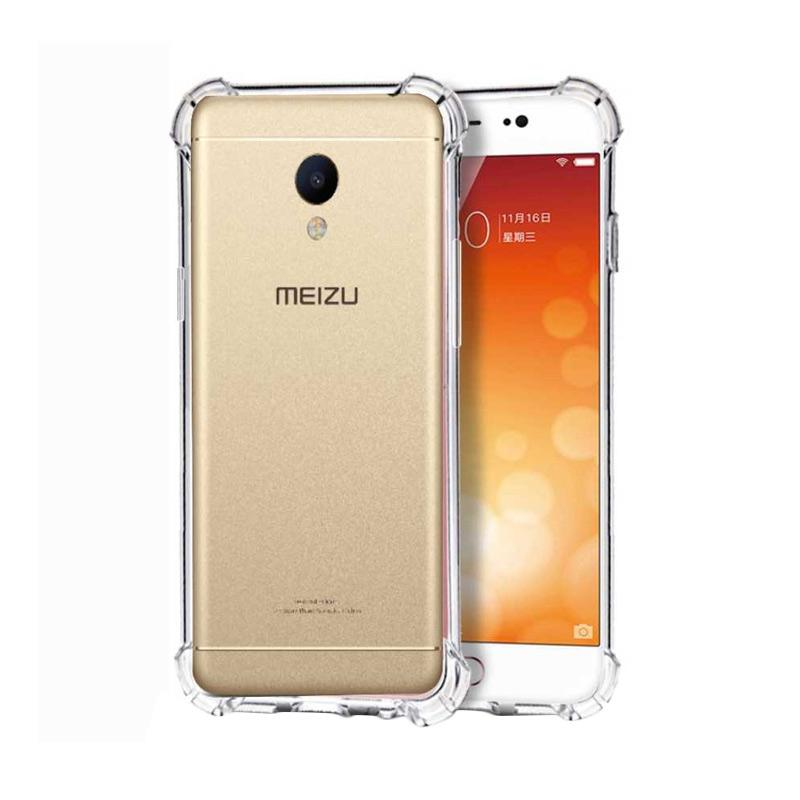OEM Anti Shock Anti Crack Softcase Casing for Meizu M3 5.0 Inch
