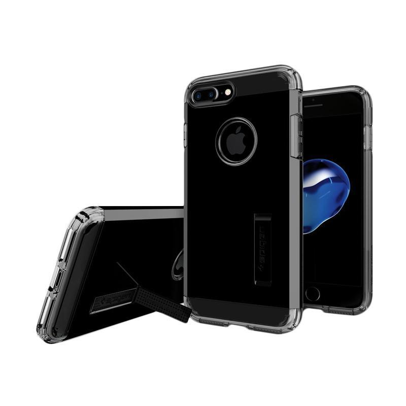 Spigen Tough Armor Casing for iPhone 7 Plus - Jet Black