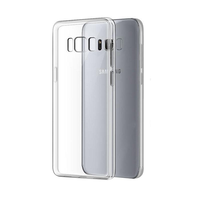 Totu Soft Series Casing For Samsung Galaxy S8 Plus - Clear