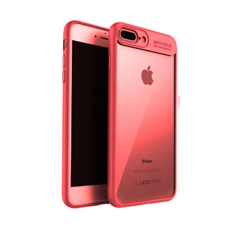 Tunedesign Sky Eye Casing for iPhone 7 Plus - Red