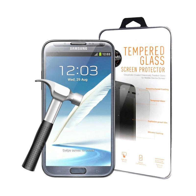 VR Tempered Glass Screen Protector for Lenovo A6600 Anti Gores Kaca / Temper Kaca - Clear
