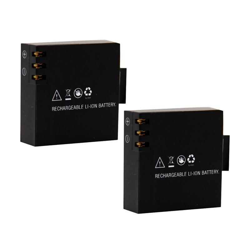 Brica Combo Original Battery for B-PRO 5 Alpha Plus AP [2 pcs]